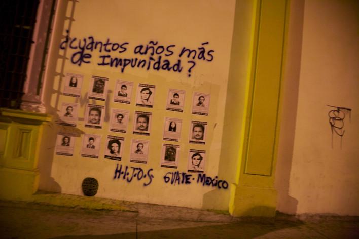 Parábola V-II: Memoria retroactiva Guate-México