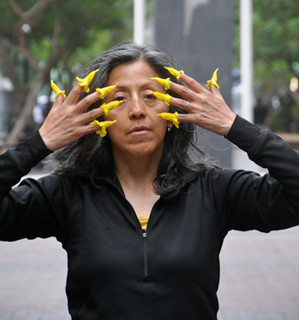 Mira Flores, Cantuta! Lima 2016