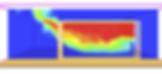 Fire Dynamics Simulator (FDS) simulation of burn structure ventilation tests