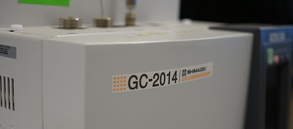 Shimadu Gas Chromatograph (GC)