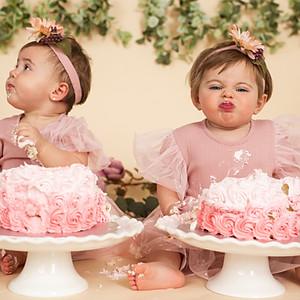 Smash the cake-Jumelle