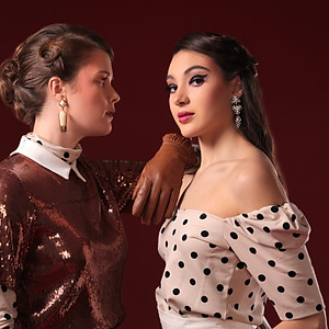Marie-Soleil et Melodie