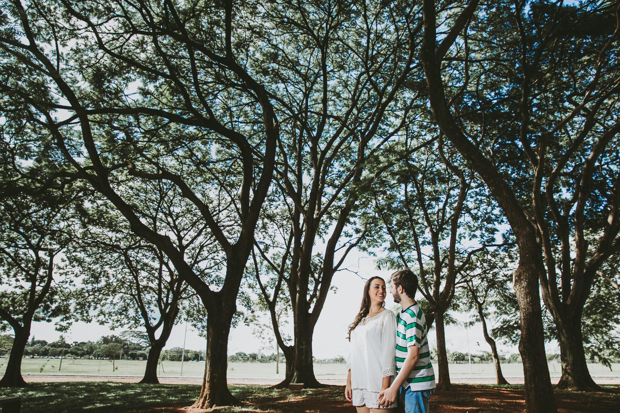 ensaio noivos em Brasilia