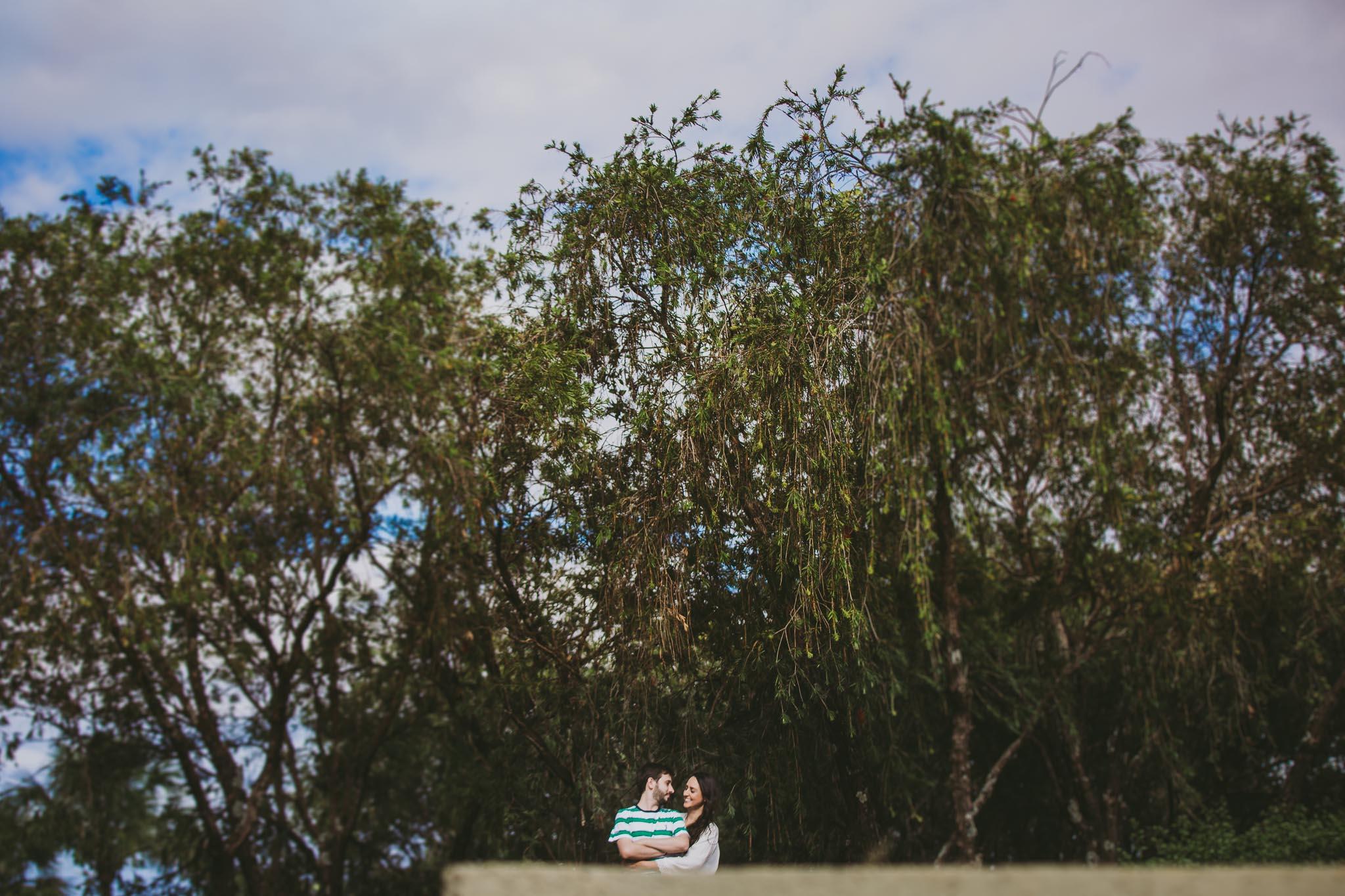 ensaio romântico em Brasília