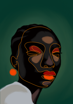 Ode to the Dark Skin Black Girl