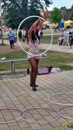 Stratford-upon-Avon, Street Performance 2017