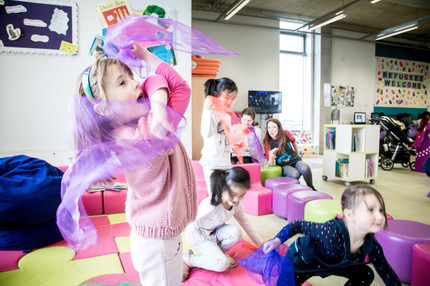 Circus & Storytelling Outreach Workshop