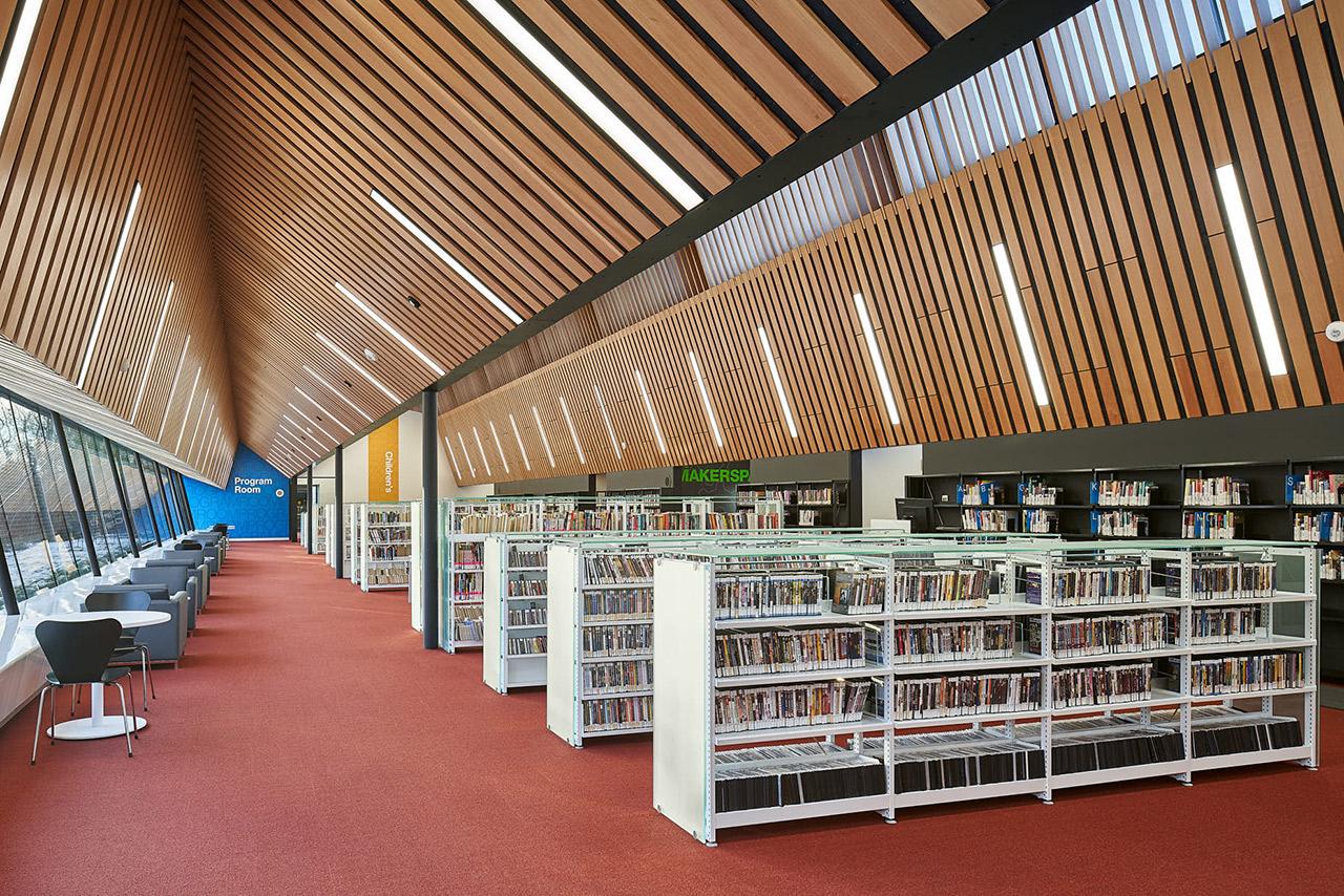 Linea | Edmonton Public Library