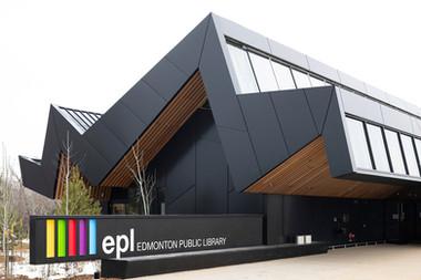 Linea Plank | Edmonton Public Library
