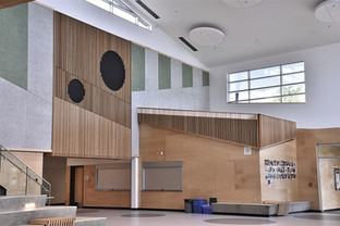 Linea Grille | Canyon Falls Middle School