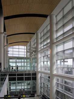 James Richardson International Airport - Column Covers