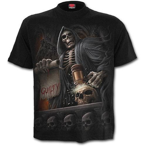 Judge Reaper T-Shirt in Black