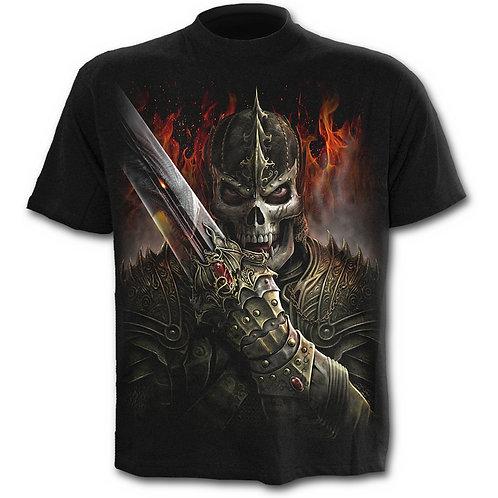 Dragon Warrior Black T-Shirt