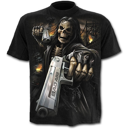 Cold Steel T-Shirt in Black