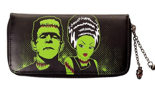 Frankenstein's Monster & Bride Wallet