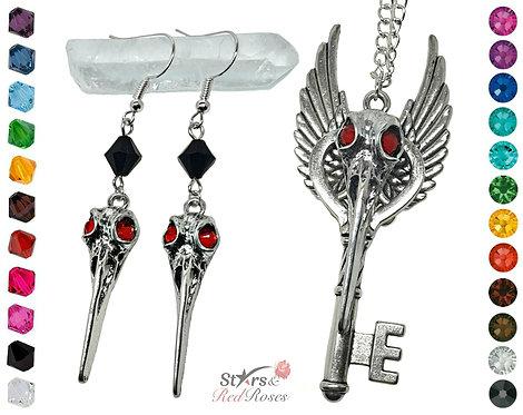 Sharp Sorcery Bird Skull Gift Set