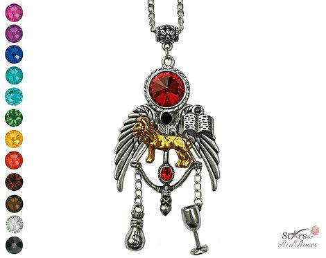 Lion's Quest Necklace