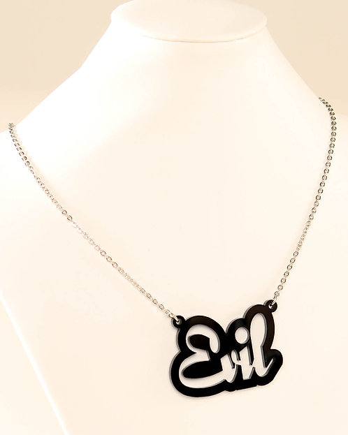 Evil Necklace