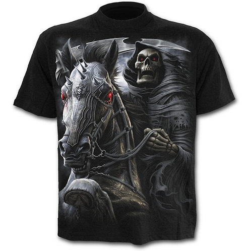 Death Rider T-Shirt in Black