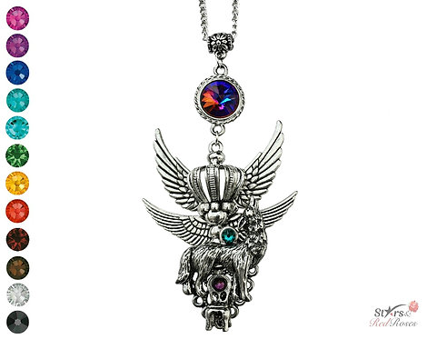 Hero's Howl Necklace