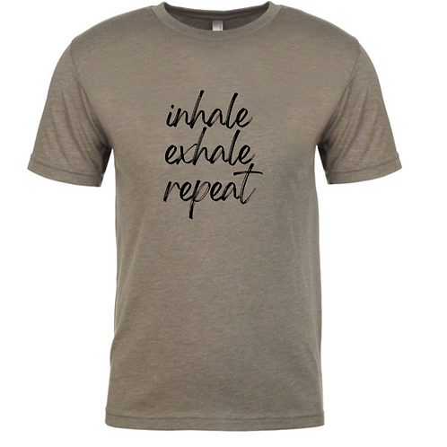 UNISEX | INAHLE, EXHALE, REPEAT