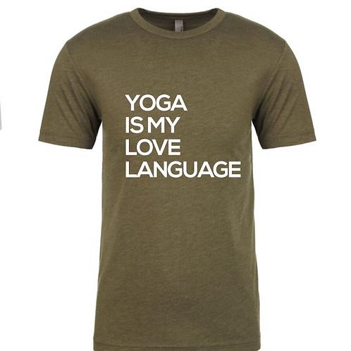 UNISEX | YOGA IS MY LOVE LANGUAGE