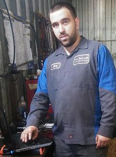 Greg mechanic