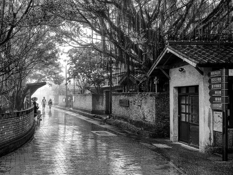 Le poids de la pluie