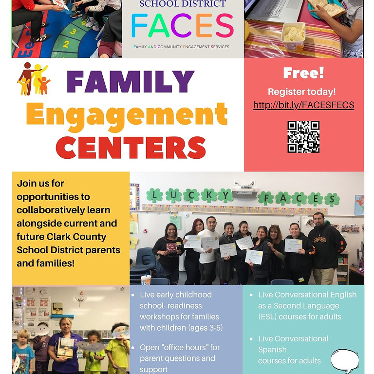 Family Engagement Centers