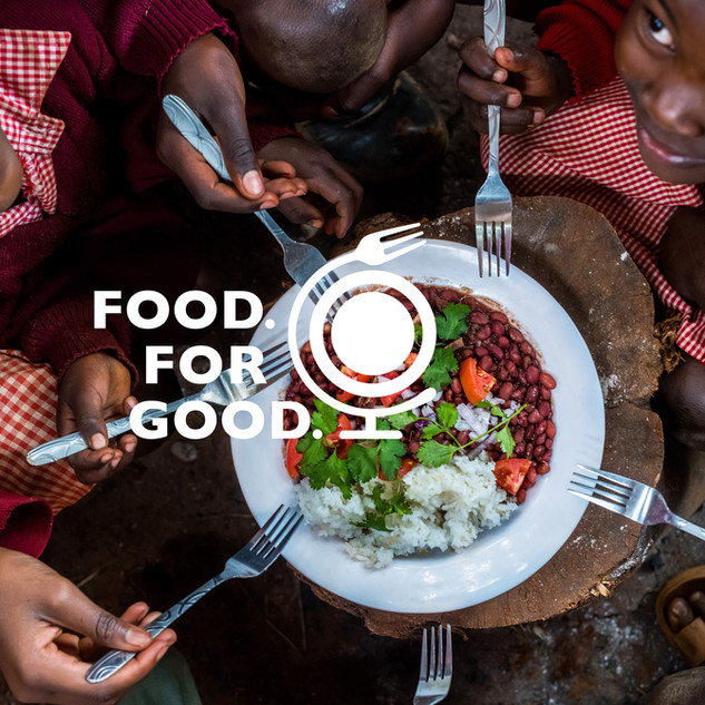 FOOD. FOR GOOD_