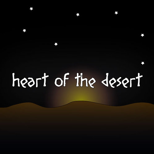 Heart Of The Desert