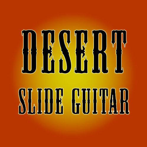 Desert Slide Guitar