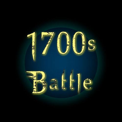 1700s Battle