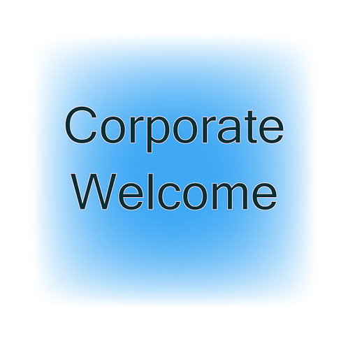 Corporate Welcome