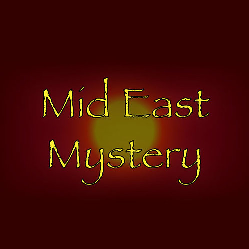 Middle Eastern Mystery
