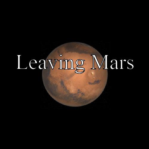 Leaving Mars