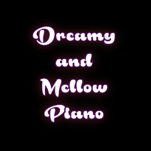 Dreamy And Mellow Piano