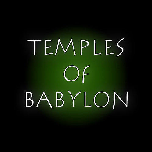 Temples Of Babylon