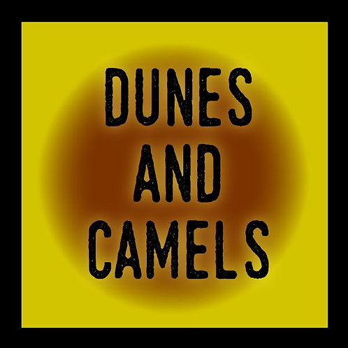 Dunes And Camels