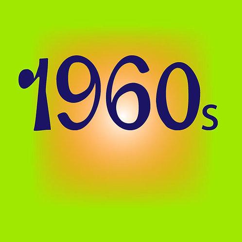 60s Dance Party