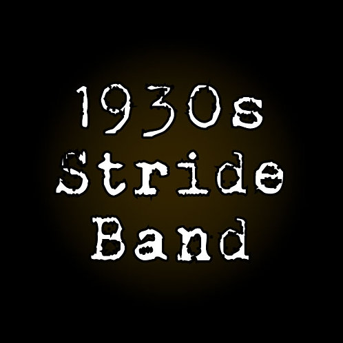 1930s Stride Band