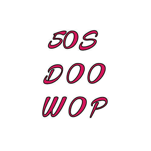 50s  Doo Wop Loop