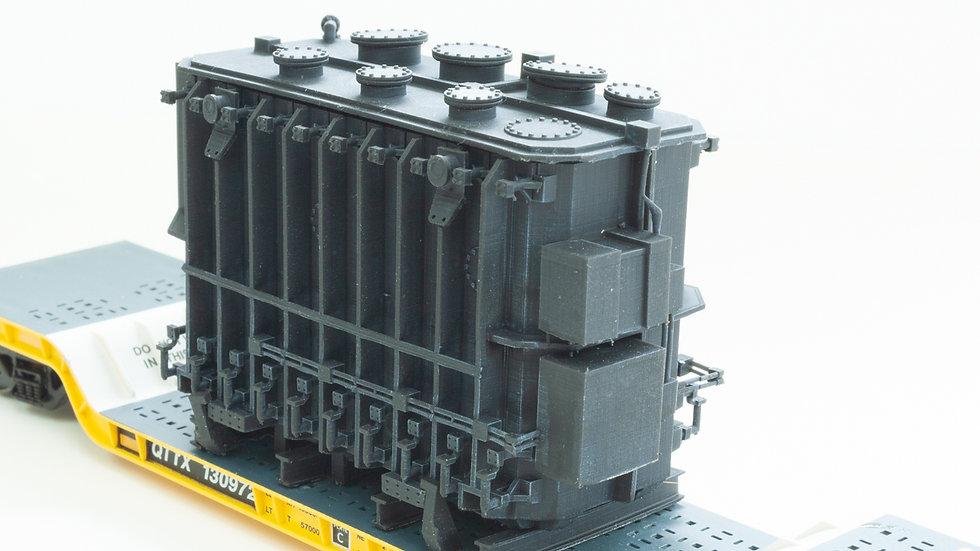HO Medium 3 Phase Transformer Load