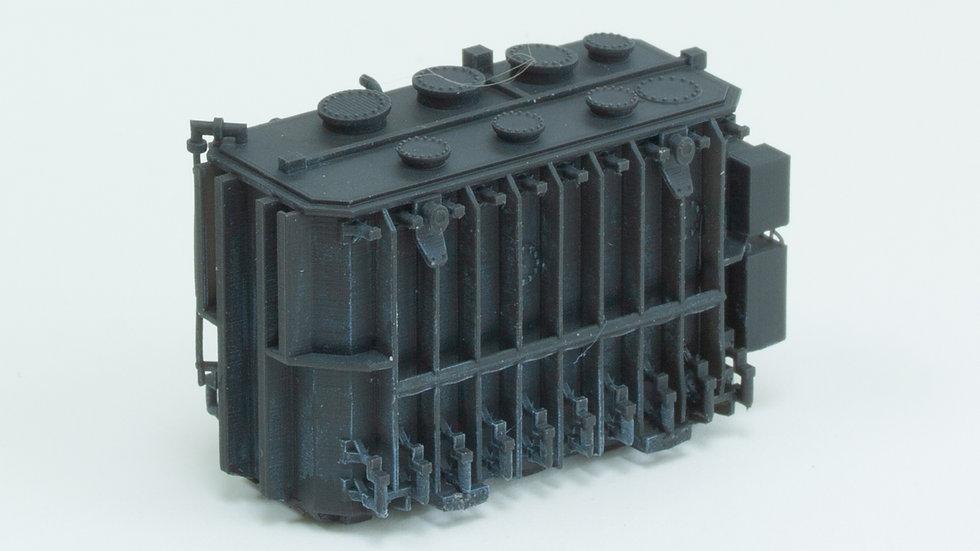 N Scale Medium 3 Phase Transformer Load