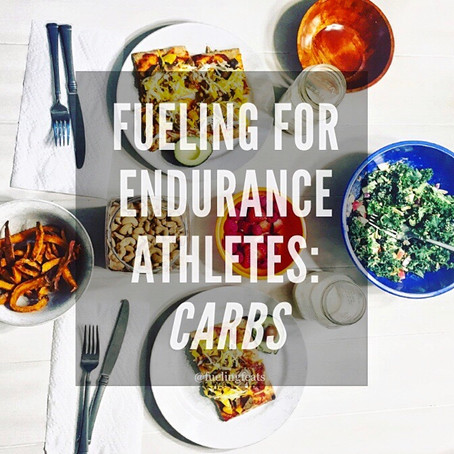 Fueling for Endurance Athletes: Carbohydrates 101