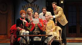 The Game's Afoot at Asolo Rep