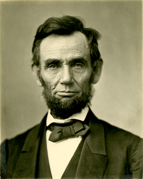 American statesman and lawyer who later served as the 16th president of the United States of America