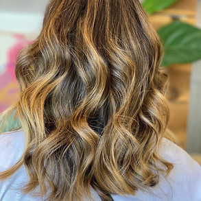 Highlight, Root Touch Up, Paint, Cut