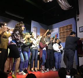 1er Aniversario La Mirruña Teatro -Gerar