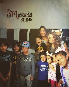 taller de actuación para niños en Querétaro